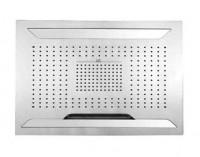 Graff Aqua-Sense multifunktionale Deckenbrause Regen / LED-Licht / Wasserfall