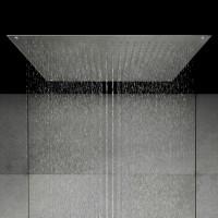 Steinberg Serie 390  Relax Rain Regenpaneel 450x450mm, für Deckeneinbau, 3906412