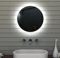 Neuesbad LED Lichtspiegel mit Beleuchtung 1025 Lumen und lichtleitendem Acryl-Rahmen 600mm