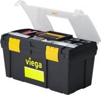 Viega Koffer 8310.92, aus Kunststoff grau