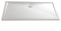 HSK Acryl Rechteck Duschwanne 75 x 90 x 14 cm, super-flach, für Bodeneinbau