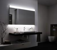 Zierath LED-Spiegel Highway Pro Premium Kristallspiegel, BxH: 1000x800