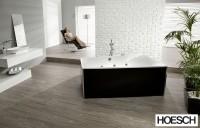 Hoesch Badewanne Thasos Trapez 1500x1000 rechts, weiß