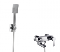 HSK Shower Set 2.09 Softcube chrom