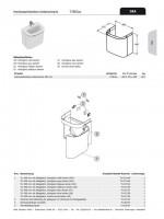 Ideal Standard Scharnierset DEA, Softclosing, TV07467