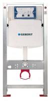 Burda WC-Element für Trockenbau mit Geberit UP320 Spülkasten