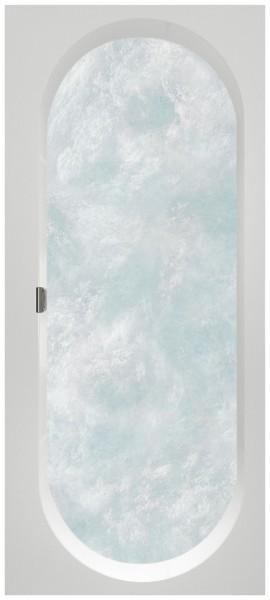 Villeroy & Boch Whirlpoolsystem Oberon 2.0 (170OBR2) 1700x750mm weiß alpin AC TP1, UAC170OBR2A1V01