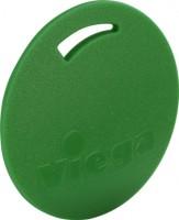 Viega Abdeckkappe 2237.4XL in DN65-DN100 Kunststoff grün