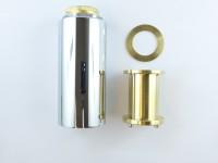 Steinberg Ersatzteil Verlängerungsset 50 mm zu Einhebelmischbatterie Brause oder Waschtisch, 9922055