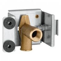 Grohe Halterung Rapid Pro 39065 für, Aufputz-Armatur einseitig befestigt