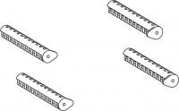 Mepa Distanzbolzen kurze Aus-, führung UPSK Sanicontrol R11, 590216