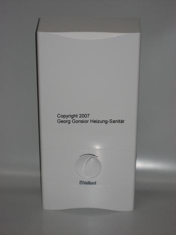 Durchlauferhitzer Vaillant VED H 21/7 21 kW 0010007733 0010007733
