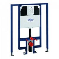 GROHE Rapid SL für Wand-WC 38995 mit, Spülkasten 80mm Elementbreite 1 bis 1,2m, 38995000