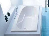 Hoesch Badewanne Oriental 1500x800, weiß