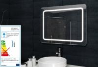 Neuesbad LED Lichtspiegel, B:1000, H:600 mm