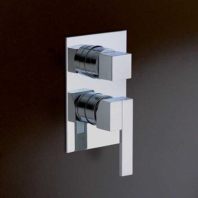 Suoni Unterputz-Wannenarmatur, mit 3-Wege-Umstellung 0VS00436A10