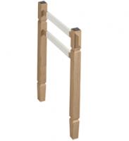 Villeroy & Boch Handtuchleiter True Oak A885Q0 Mellow