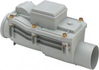 Viega Rückstausicherung 4987.1, in 125mm Kunststoff grau