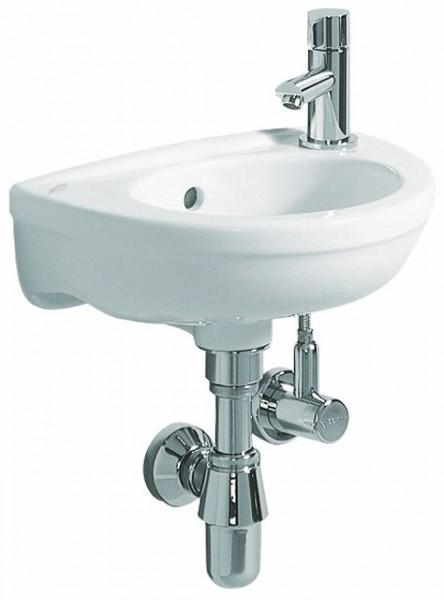 Geberit (Keramag) Handwaschbecken Fidelio 274036, B: 370, T: 250 mm, 274036600, weiss mit Keratect