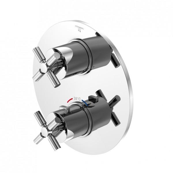 Steinberg Serie 250 Thermostat mit Mengenregulierung, 250.4103