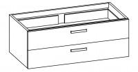 """Artiqua COLLECTION 414 Waschtischunterschrank zu """"Velvet""""719113 B:1250mm"""