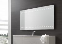 Vanita & Casa Aquarius LED-Spiegel, B: 1200, H: 700 mm, mit Dimmer und Heizung