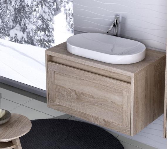 aufsatzwaschbecken unterschrank preisvergleiche. Black Bedroom Furniture Sets. Home Design Ideas