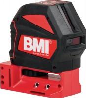 BMI Bayerische Massindustrie Kreuzlinienlaser autoCROSS 3 selbstnivellierend m.Magnetadapter, 654 KL