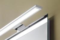 Zierath LED-Leuchte Flat100 BxHxT: 100x5,7x11, LED, 1 x 27 W, FLAT100