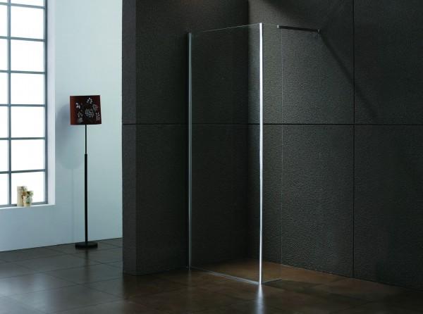 Neuesbad Design Seitenglas 30 cm breit