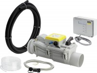 Viega Rückstausicherung Grundfix Plus, 4987.41 in DN100 Kunststoff grau