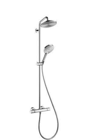 Hansgrohe Showerpipe Raindance Select chrom mit