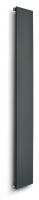 Caleido ice vertikal zweilagig Badheizkörper B: 390 mm x H: 2220 mm