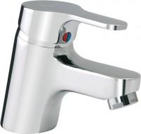 Ideal Standard Waschtischarmatur SLIMLINE 2, 5 l/min., B8577AA mit Ablgarn. aus Kst., Ausladung 106m
