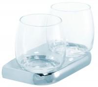 Dietsche Metasoft Doppel Glashalter mit Gläser