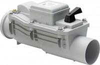 Viega Rückstausicherung Grundfix 4987.3, in 100mm Kunststoff grau