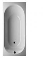 Bette Rechteck-Badewanne Pur 8760, 180x80x45 cm weiss