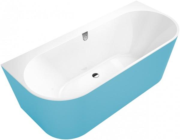 Villeroy & Boch Badewanne Oberon 2.0 1800x800mm Rückwand Badewanne inkl.  Schürze andersfarbig