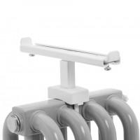 Kermi Fensterbankträger Kermi Decor Verstellb. 150-250mm, weiß