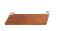 Terma Ablage Triga, für Heizkörper Breite:480mm, Buche