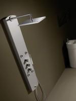 Tres Duschpaneel Duschensäule Lex-D Batterie