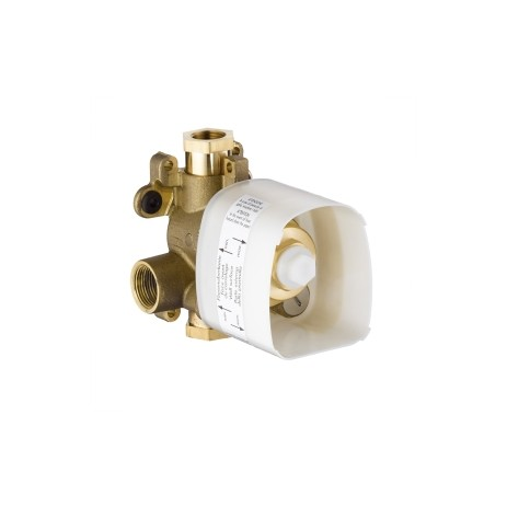Hansgrohe Thermostat Unterputz Axor Starck Grundset, 10754180