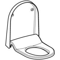 Geberit WC-Sitz und WC-Deckel, 242810111