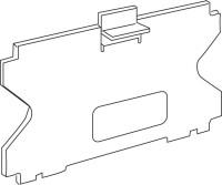 Mepa Revisionsschutzplatte, , 590711
