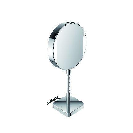 LED Rasier-und Kosmetikspiegel, 3/7-fach, chrom 109500113