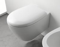 Globo Bowl+ Wand-WC, B: 380, T: 500 mm, weiss