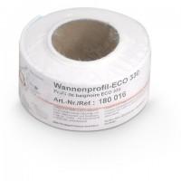 Mepa Wannenprofil-ECO aus PE-Schaumstoff, Länge 3,30 m