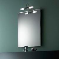 Zierath Spiegel Platinum II 4570 BxH: 450x700, Lux:280, 1 x 20 W, PlatinumII4570