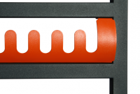 Terma Handtuchhalter Simple, in allen RAL Farben