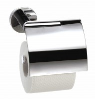 Geesa Circles Toilettenpapierhalter mit Deckel